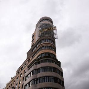 Edifició Carrión during a visit to Madrid from Sara Folch Interior Design