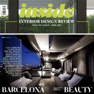 Check the Australian Inside Interior Design Magazine section about Sara Folch Interior Design