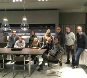 Architour Experience in Italy by Arclinea Kitchens