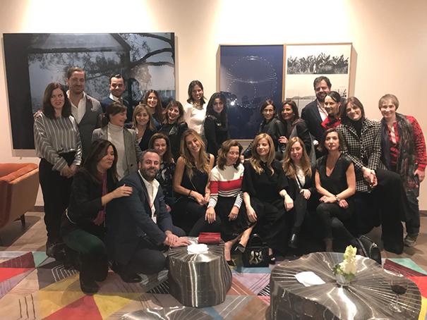 Presentation event of Sala Fundación Arco 2018