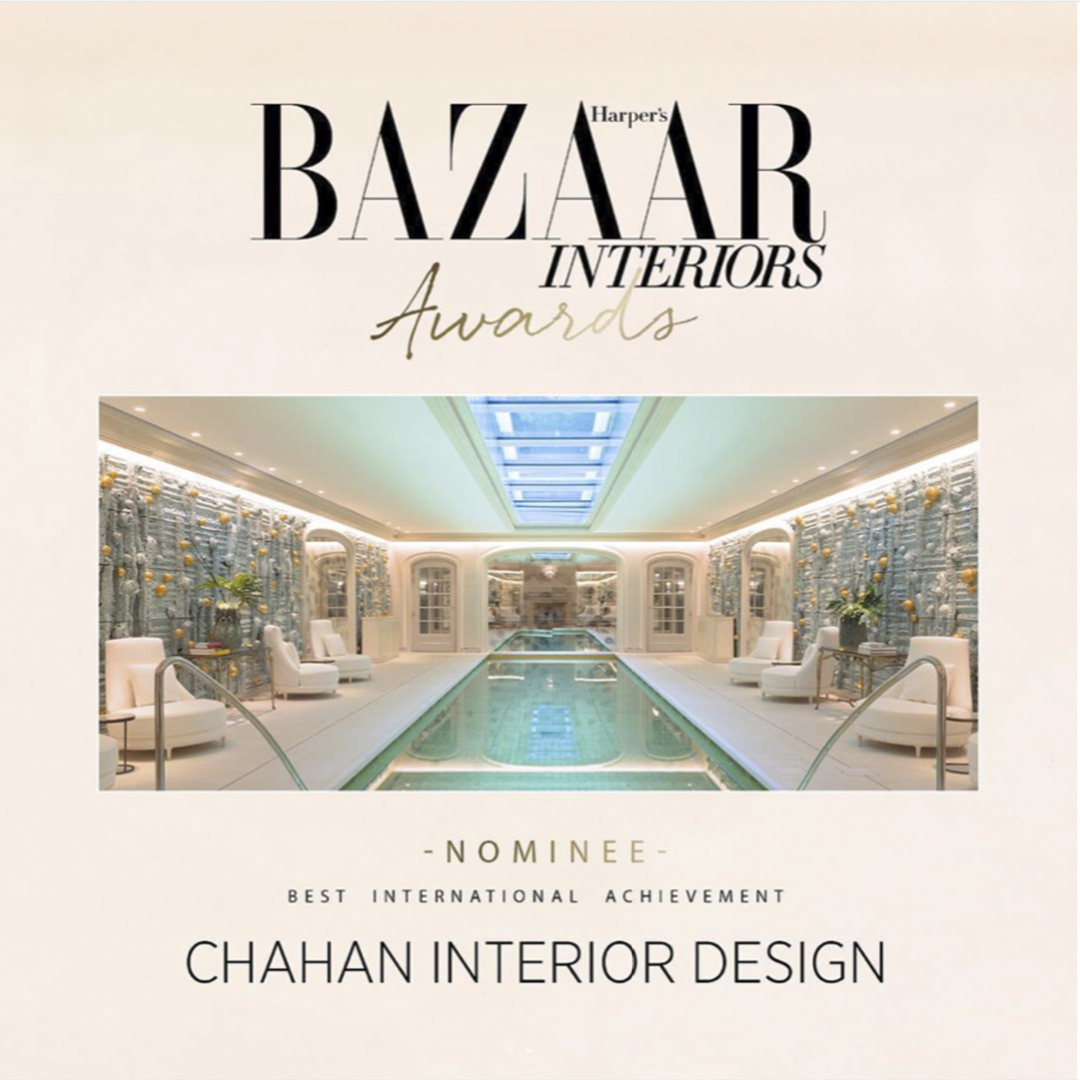 Other Harpers Bazaar Interiors Awards nominees