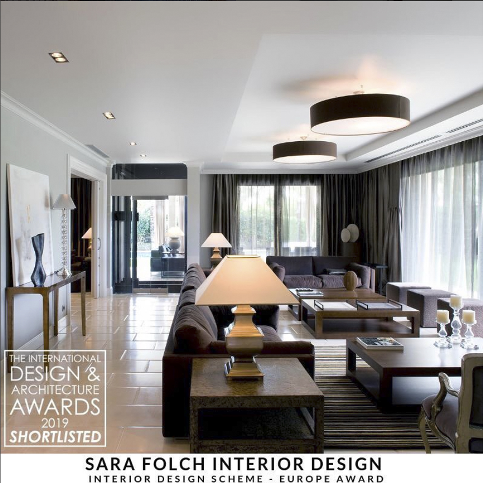 Interior Design Award 2018