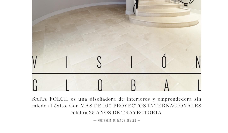Design Hunter México entrevista a Sara Folch Interior Design