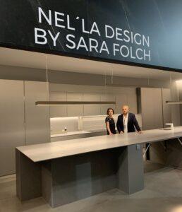 Cocina domótica by Sara Folch y Nel'la Design